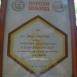 Certyfikat nr 290